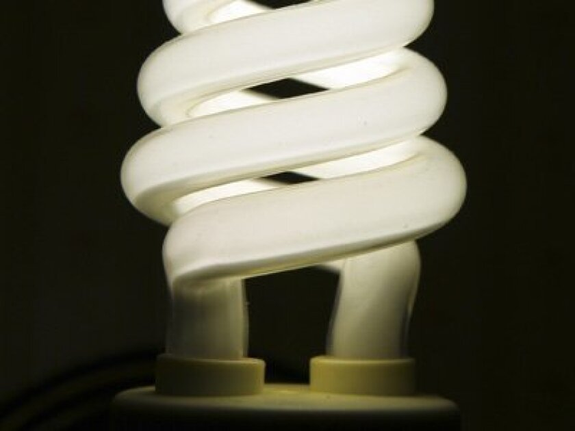 You bought those compact fluorescent light bulbs because they were supposed to save energy and be better for the environment. One big problem, though.: If those compact fluorescent lights … the weird spiral ones … break, they can emit poisonous mercury. San Diego County is offering free recycling kits to help businesses dispose of them safely.