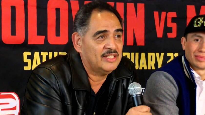 """El autor del """"estilo mexicano"""" de Golovkin Tijuanense Abel Sánchez habló de cómo se originó su relación con la sensación del boxeo """"GGG""""."""