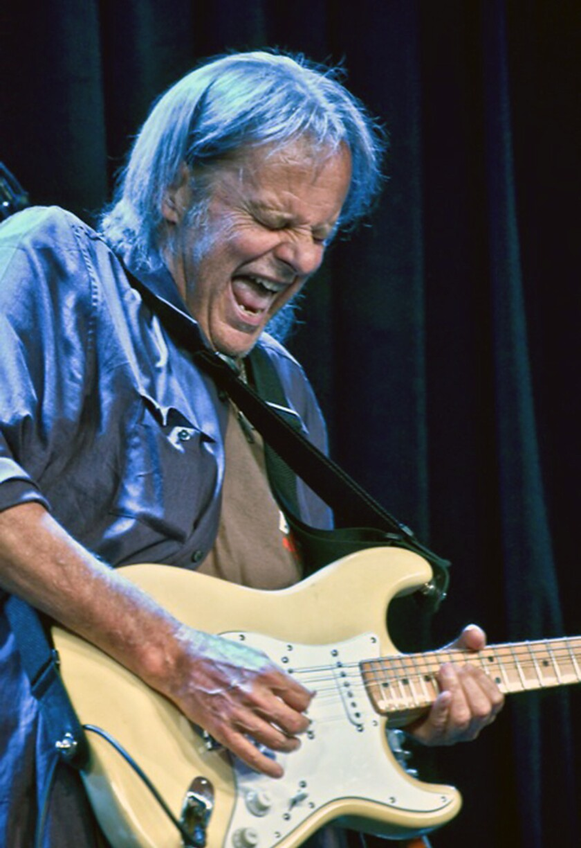 Blues guitarist Walter Trout will be the headlining act of the first ever Ascencia Urban Blues Festival, a fundraiser for the homeless housing facility in Glendale.