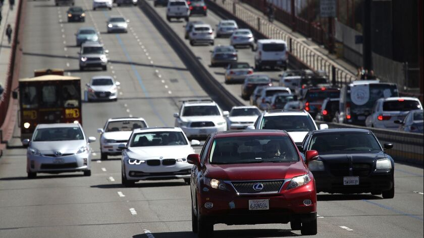 Trump Administration Rolls Back Fuel Efficiency Standards For Cars And Truc