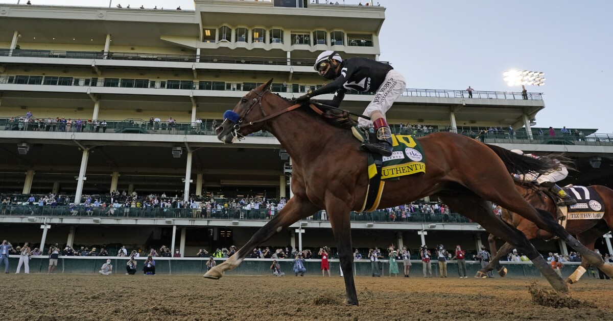 Bob Baffert victorious again at Kentucky Derby with Authentic