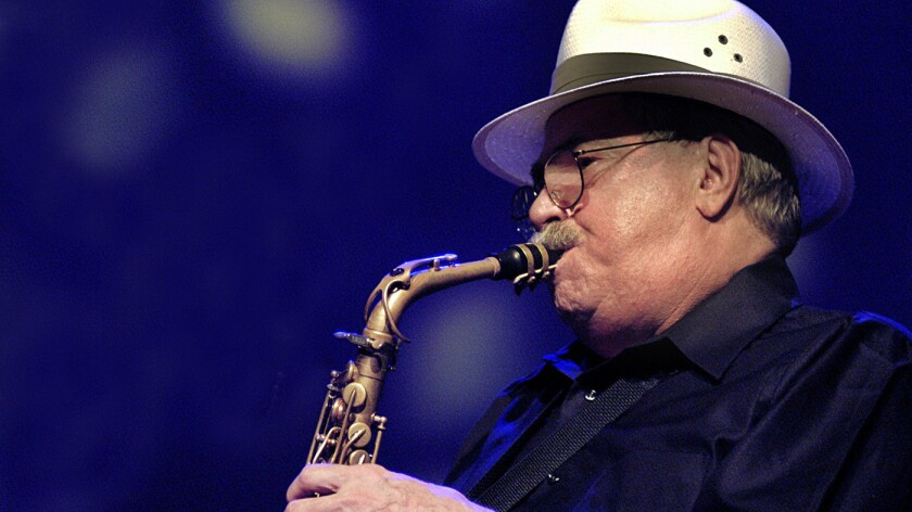 Phil Woods was considered one of the innovators of bebop.