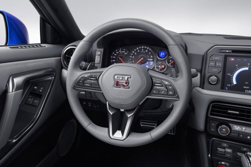 20+ Nissan Gtr Interior 2020