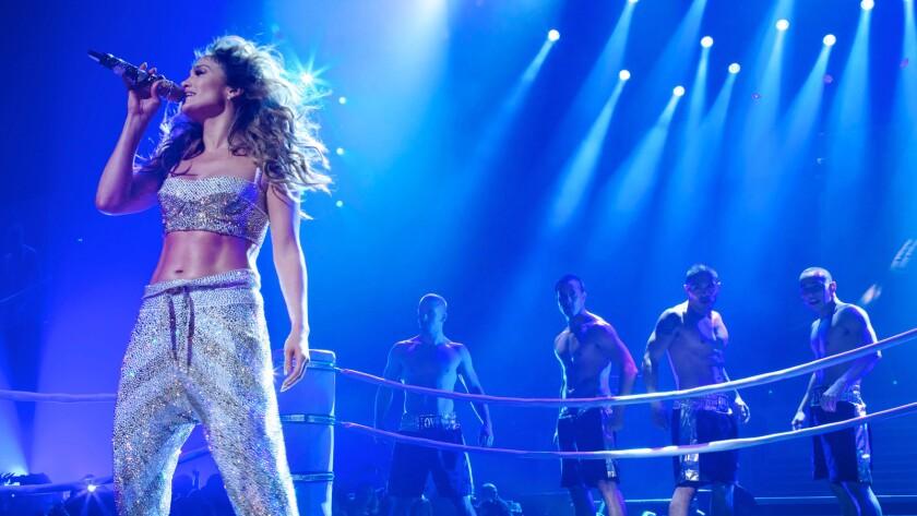"""""""Jennifer Lopez: Dance Again"""" on HBO"""