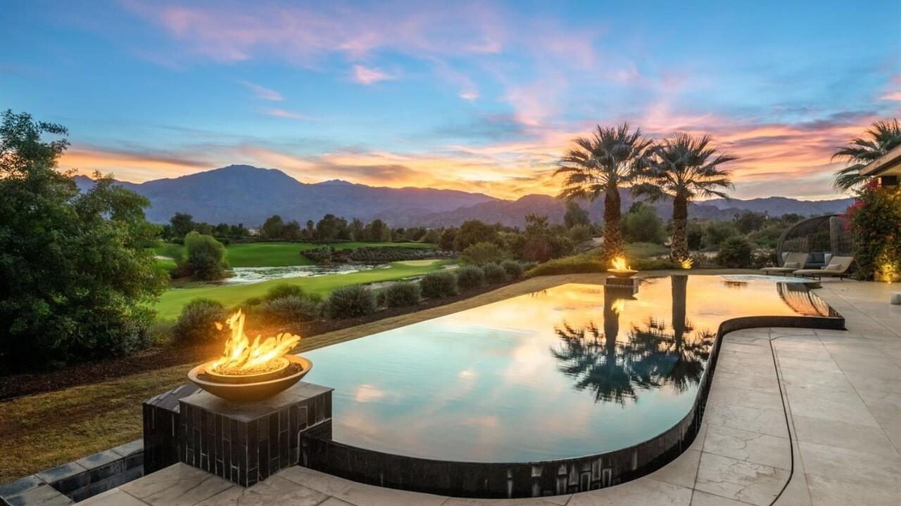 Cindy Crawford and Rande Gerber's La Quinta home | Hot Property