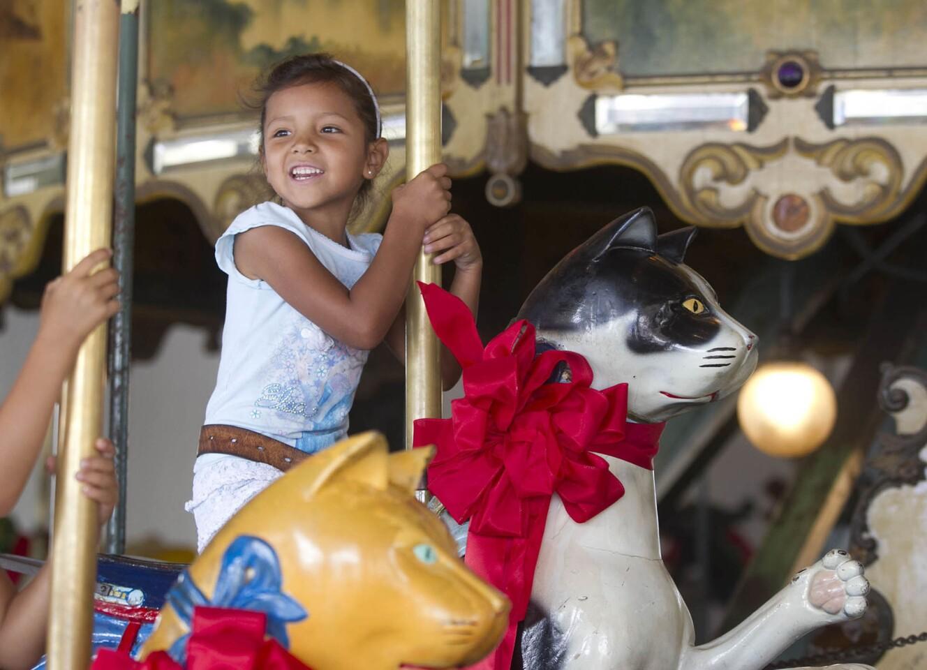 Balboa Park Carousel