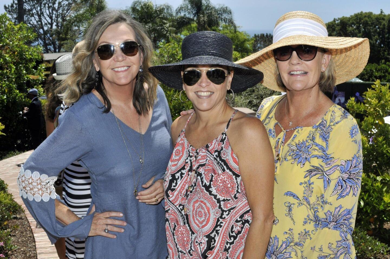 Mary Benirschke, Melissa Rydin, Linda Acosta