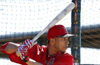 Watch: Angels ready to debut shortstop Andrelton Simmons