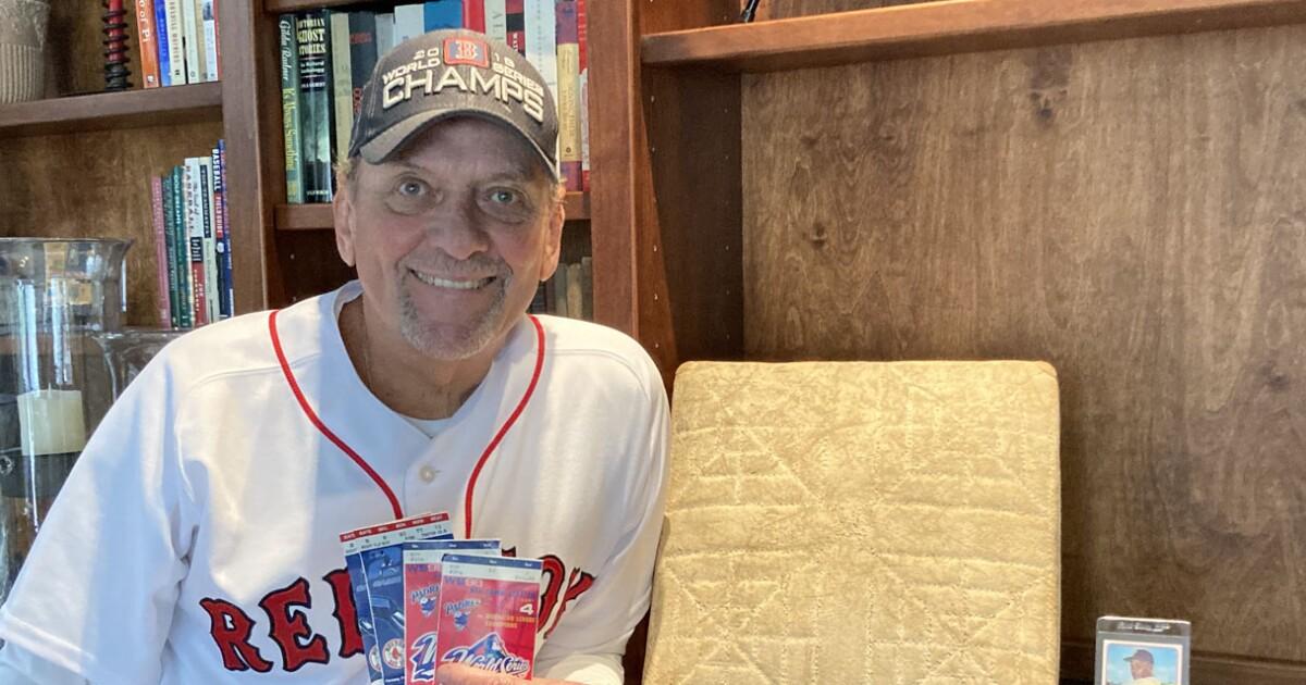 Memorabilia memories: Scripps Ranch man has unique souvenir from 1979 World Series