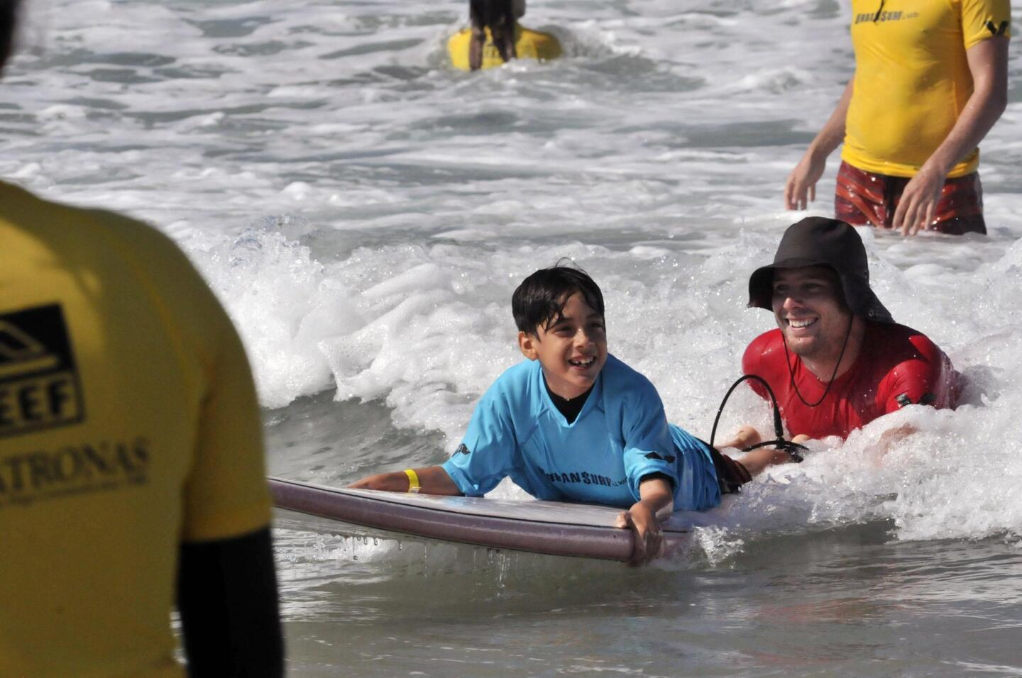22nd Annual Blind Surfing Event