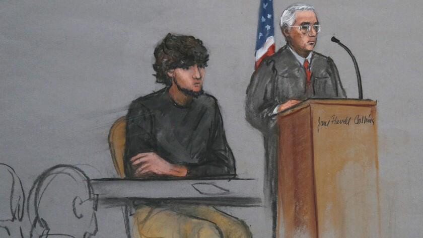 Dzhokhar Tsarnaev, George O'Toole Jr.