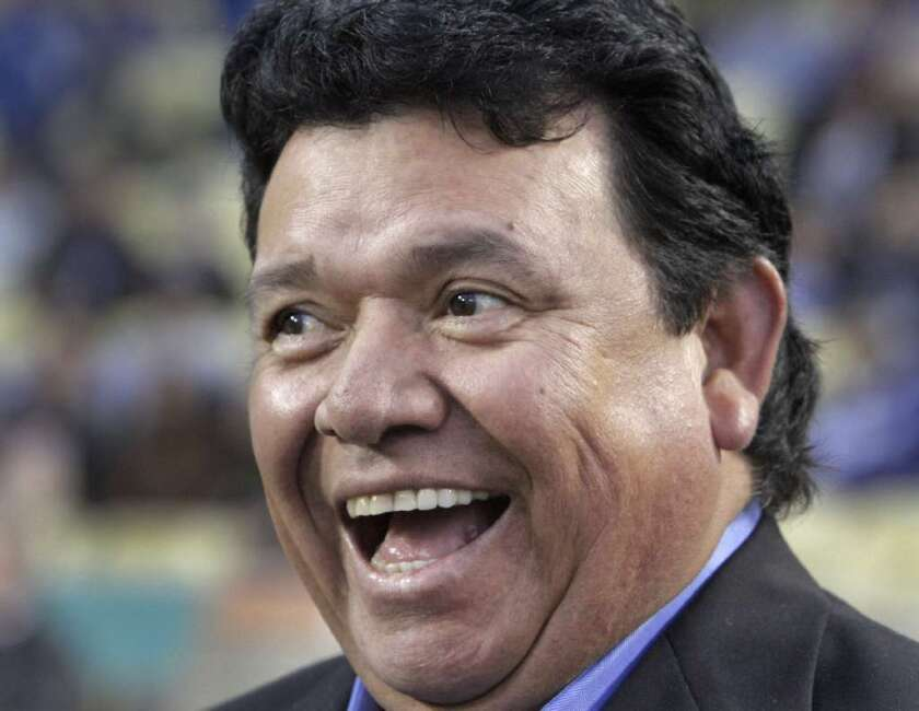 Fernando Valenzuela to enter Caribbean Baseball Hall of Fame