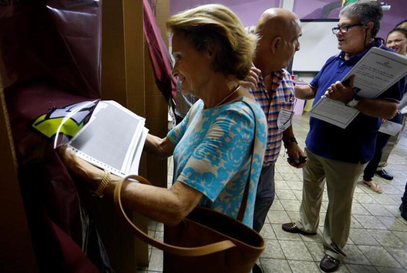 La Secretaria de Justicia, Wanda Vázquez, notificó hoy a la Oficina del Panel sobre el Fiscal Especial Independiente (OPFEI) que el Departamento de Justicia iniciará una investigación preliminar por alegaciones en contra del juez y expresidente de la Comisión Estatal de Elecciones (CEE) Rafael Ramos. EFE/ARCHIVO