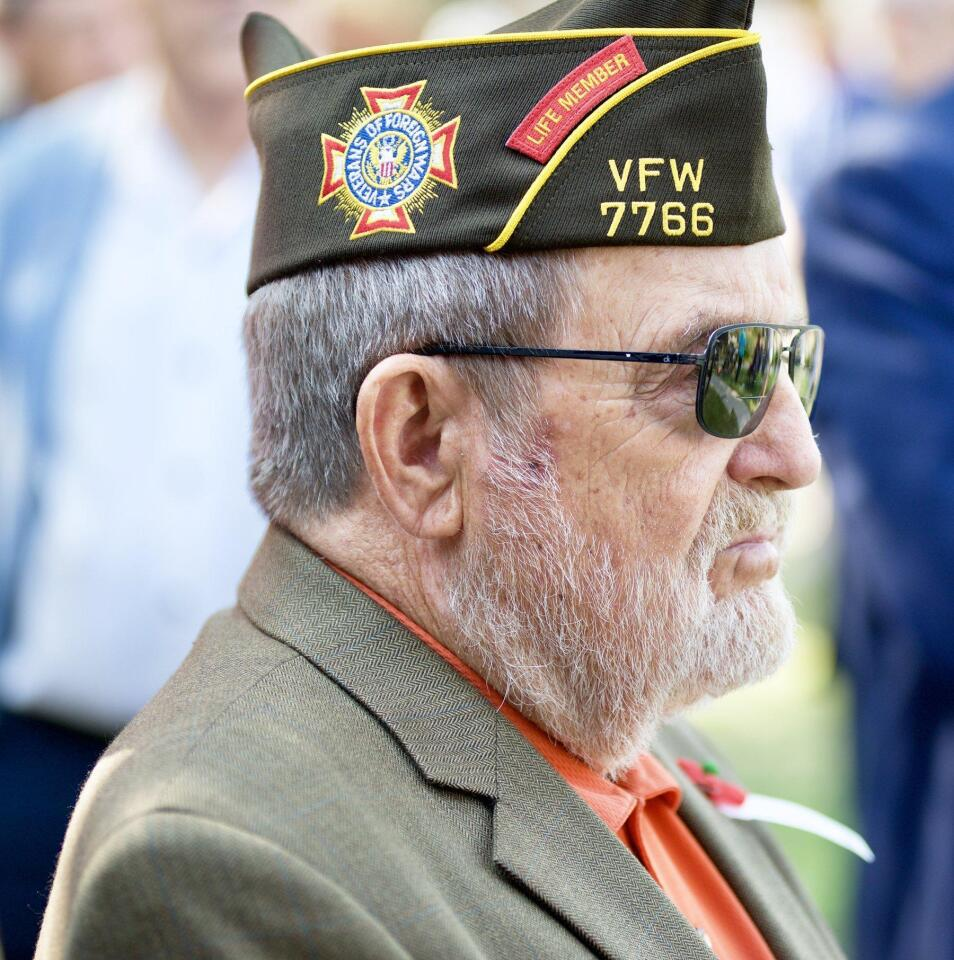 Rancho Bernardo Veterans Day - 11/11/2018