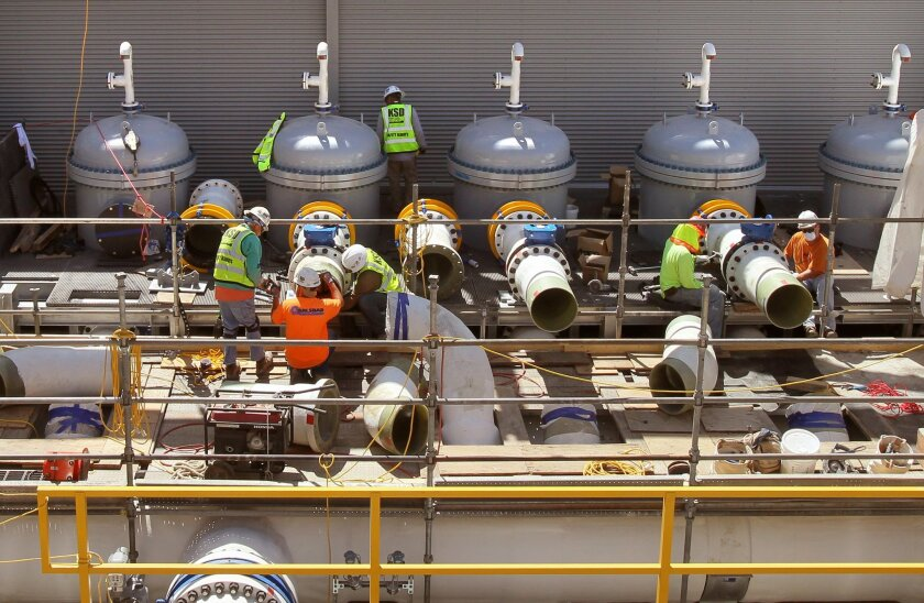 San Diego County locks down desalination plant during coronavirus pandemic