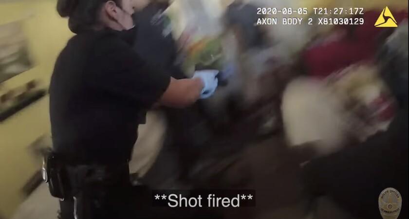LAPD video