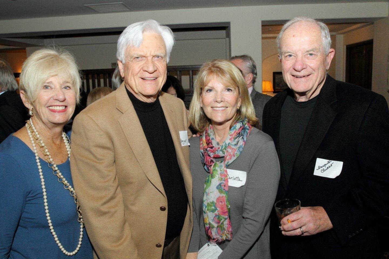 Midgie and Gary Vandenburg, Linda Hahn, Jack Queen