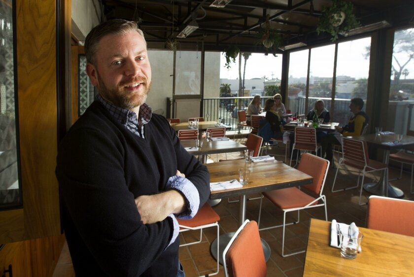 Steven McGlynn, general manager at Catania Coastal Italian Restaurant in La Jolla came up with the idea that he and the rest of the management team and owners/partners of Whisknladle Hospitality Group, owner of the restaurant would donate their salary on December 10 to charity, and the servers woul