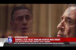 Issa discusses Hunter indictment