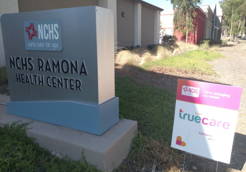 Implementing the name change from NCHS to TrueCare is expected to take 12 to 18 months to complete.