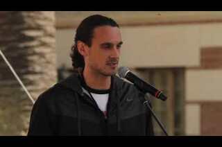 Chris Kluwe, author (part 1)