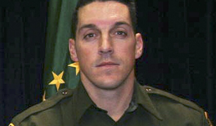 U.S. Border Patrol agent Brian A. Terry was fatally shot north of the Arizona-Mexico border.