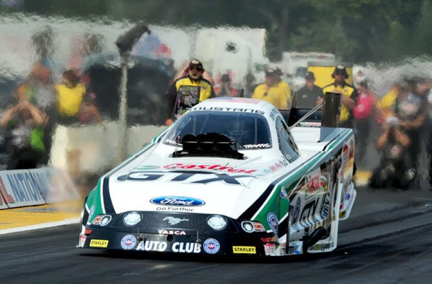 Drag racer John Force faces loss of sponsors Ford, Castrol