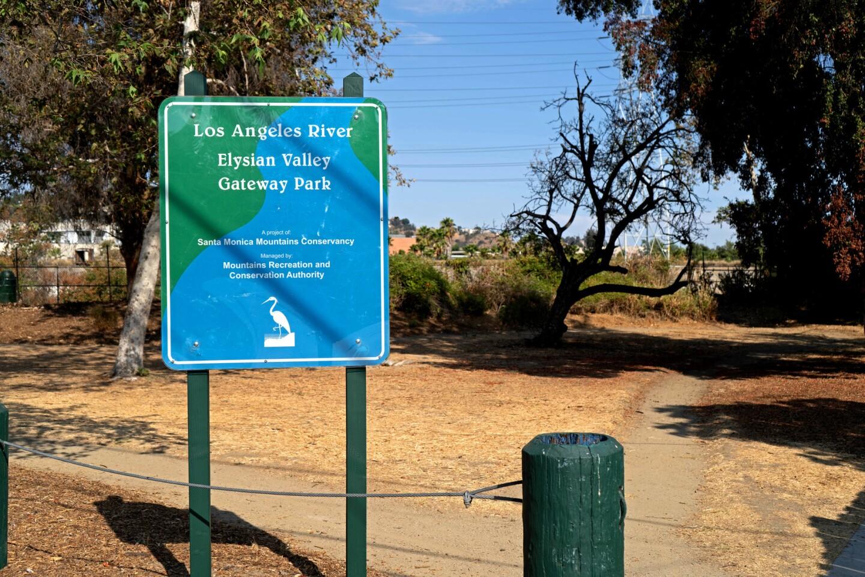 Elysian Valley Gateway Park