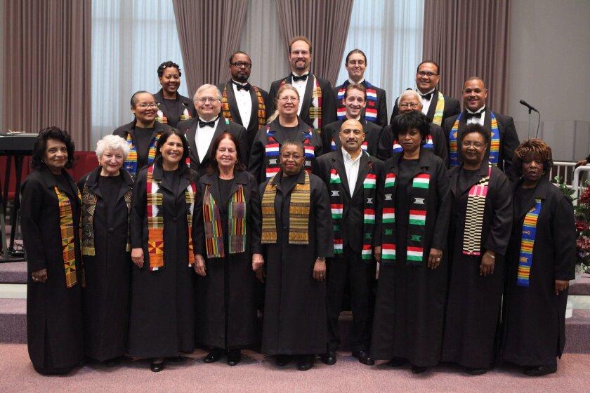 Martin Luther King, Jr. Community Choir