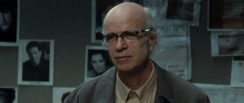 """Tom Noonan in Charlie Kaufman's """"Synecdoche, New York."""" Noonan voices multiple characters in """"Anomalisa""""; his official character credit reads """"Everyone Else."""""""