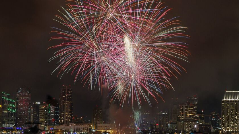 July Fourth in San Diego County: Your guide to fireworks