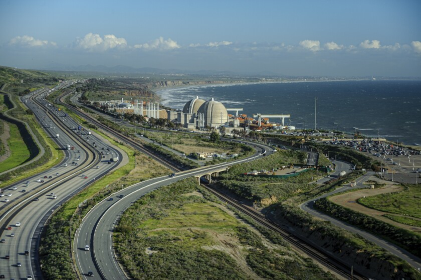Work to dismantle the San Onofre Nuclear Generating Station is about to begin next month. The project is estimated to take eight years.