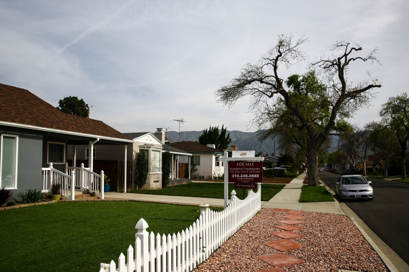 Southern California home sales jump for second month, prices rise nearly 2%