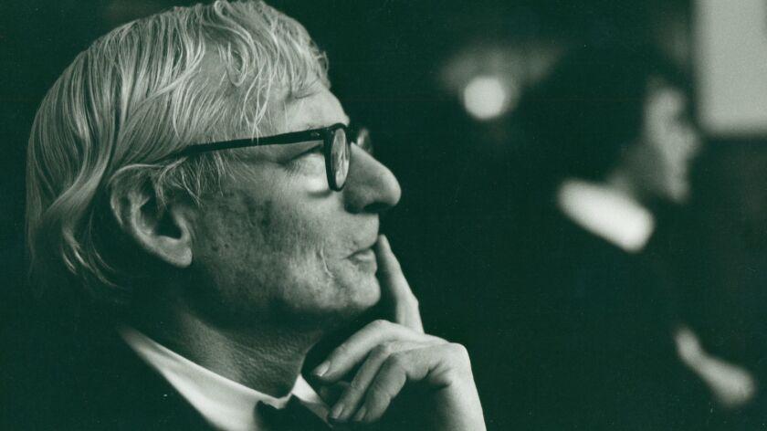 Louis Kahn, around 1972.