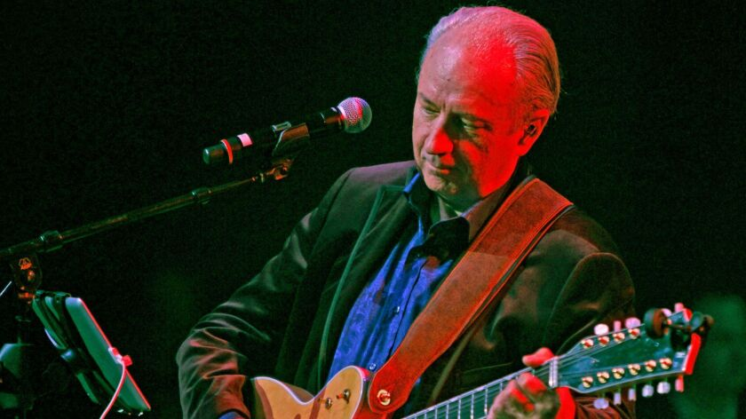 Michael Nesmith, shown rehearsing in 2012 for a Monkees reunion, will perform two shows in January in Southern California highlighting his acclaimed early 1970s solo work with the First National Band.