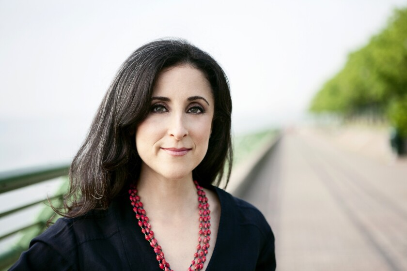 """Sheri Fink is a 2015 PEN Literary Award winner for her book """"Five Days At Memorial: Life And Death In A Storm-Ravaged Hospital"""""""