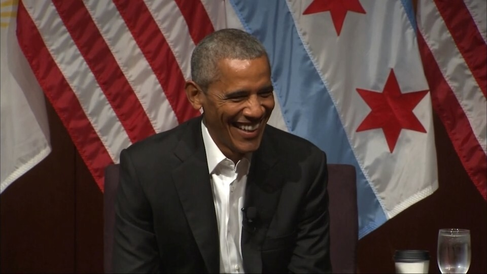 Four things Obama said are wrong with U.S. politics today