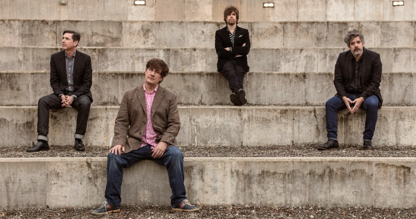 A photo of The Mountain Goats