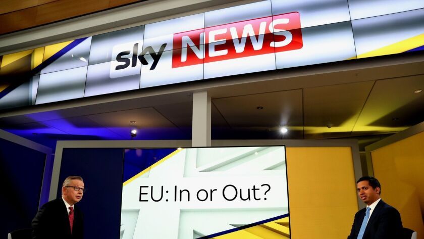 Disney has committed to increase funding for the prestigious 24-hour channel Sky News and operate the news service for 15 years, Britain's culture secretary said Tuesday.