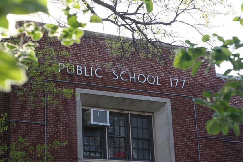 Las escuelas de Estados Unidos no están bien preparadas para resistir desastres naturales como tornados, inundaciones y terremotos, según afirma un estudio publicado hoy por expertos de la Universidad de Colorado (CU) Boulder. EFE/Archivo