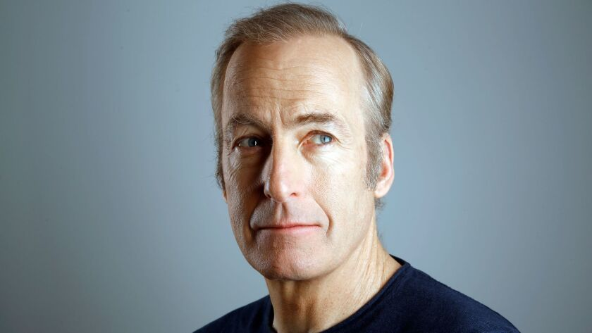 "Actor Bob Odenkirk stars in the AMC hit show ""Better Call Saul."""