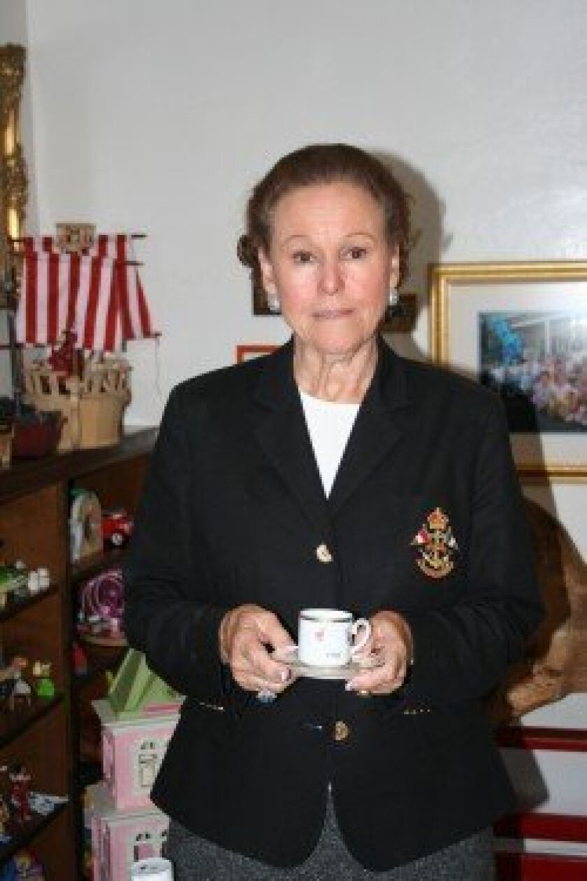 Happy Time Nursery owner Mary Ann Tessary
