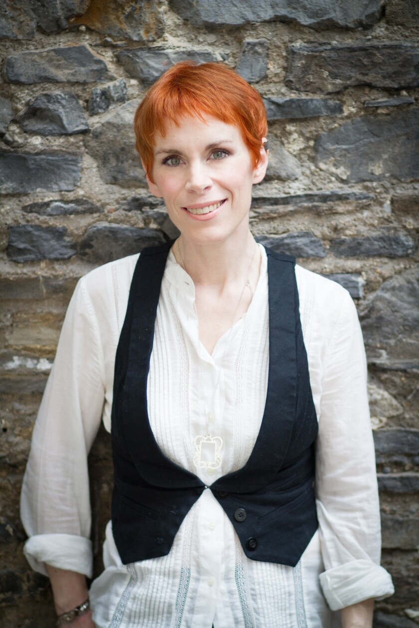 "Tana French, author of ""The Witch Elm,"" published by Viking."