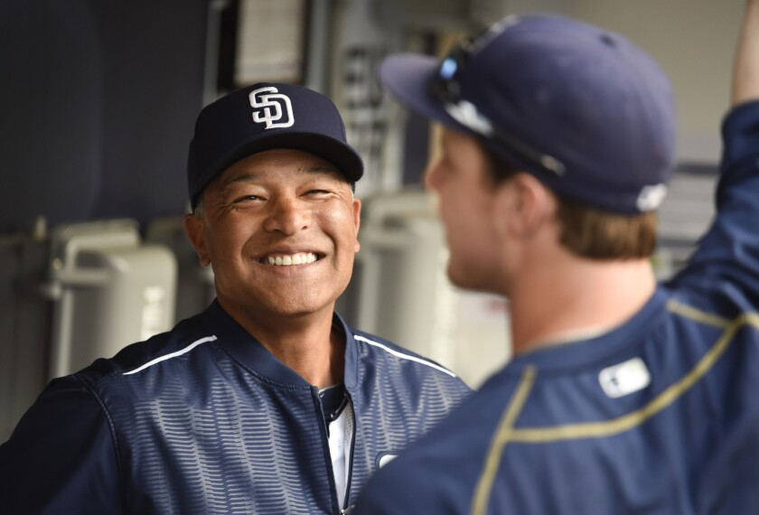 Dave Roberts officially named Dodgers manager