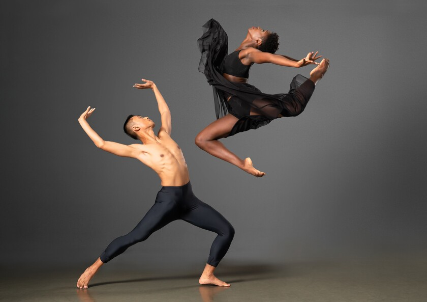 SoCal dance listings, Feb. 24-March 3: Ailey II at Pepperdine and more