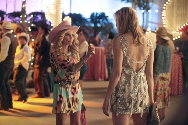 "A slew of shows set in the the Lone Star State is coming to the small screen. Whether it's hog-hunting reality, big-hair glamour or down-South grit, here's a peek at seven upcoming Texas-based TV shows. First off: Kristin Chenoweth, left, and Leslie Bibb star in this soapy drama, formerly known as ""Good Christian Belles."" Actually, the original title was spicier than that, but religious groups protested. The characters in this series go to church every Sunday, but that doesn't stop them from scheming, conniving and back-stabbing one another. The show debuts midseason."