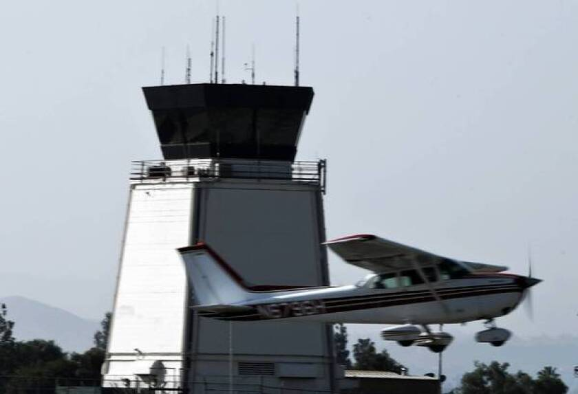 14 Southern California air traffic control towers may close due to sequestration