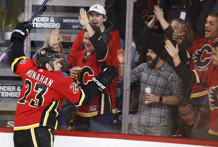 Kings Flames Hockey