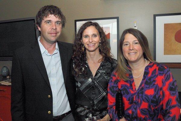 Scott Shelly, Susannah Cronin, Wendy Shelly