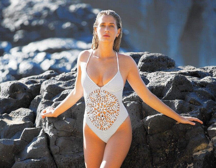 276f856a1a Six L.A. swimwear brands at the surf's edge of fashion - Los Angeles ...